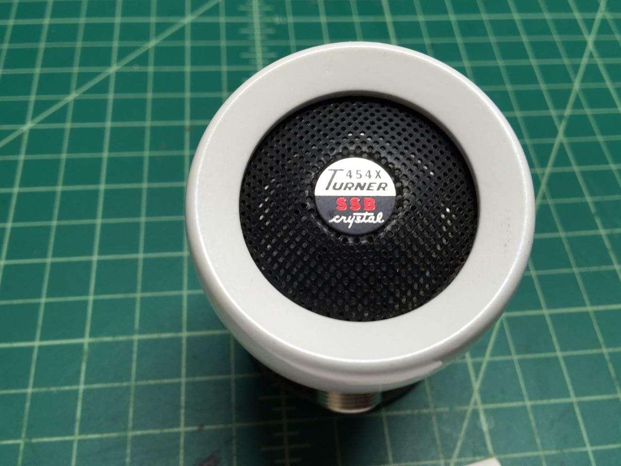 Turner 454 Microphone Wiring Trusted Diagrams Cbtricks Mic Simple Mics Custom Bullet 1950 Shure Black Cr