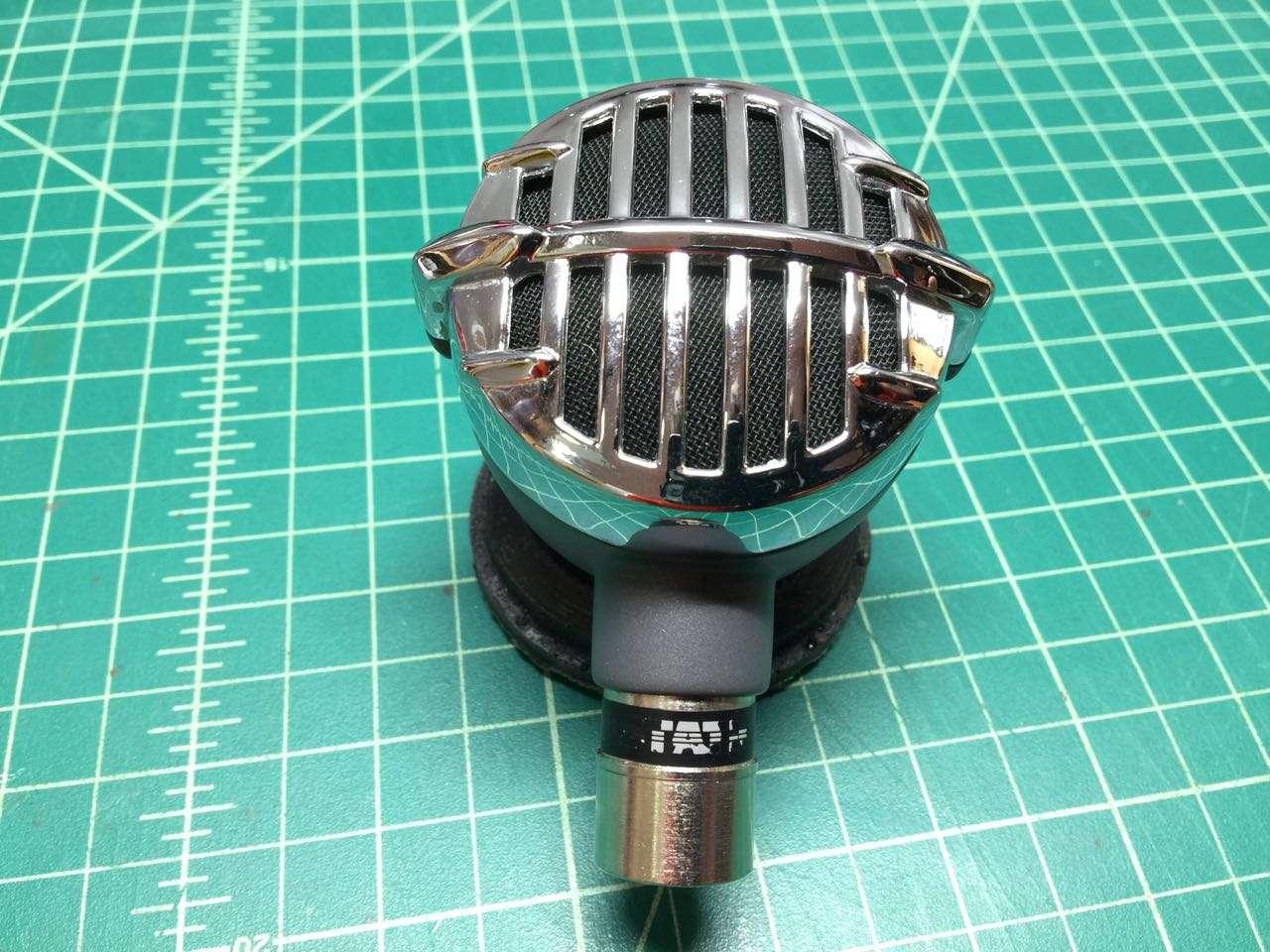 ceramic microphone element